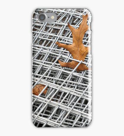 Sticking Around iPhone Case/Skin