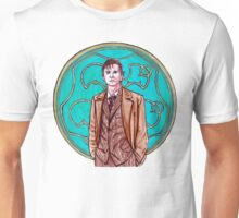 .10th Doctor. Unisex T-Shirt