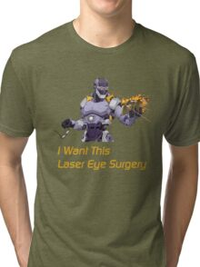 I want this laser eye surgery.  Tri-blend T-Shirt