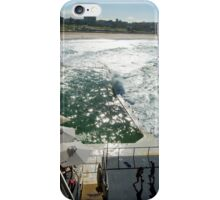 Bondi Beach icebergs Boxercise  iPhone Case/Skin