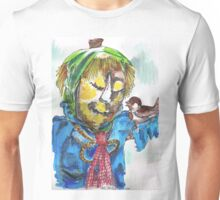 Sparrow Whispers Unisex T-Shirt