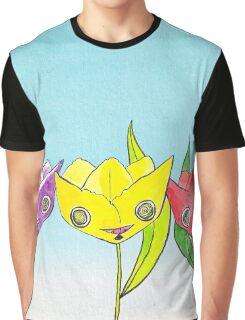 """""""Oro?"""" Series Tulips  Graphic T-Shirt"""