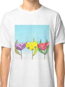 """""""Oro?"""" Series Tulips  Classic T-Shirt"""