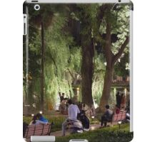 Hanoi Hoan Kiem Lake Evening Vietnam iPad Case/Skin