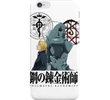 Fullmetal Alchemist Forever iPhone Case/Skin
