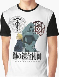 Fullmetal Alchemist Forever Graphic T-Shirt