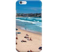 Bondi Beach panoramic iPhone Case/Skin