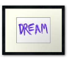 Dream Print Framed Print