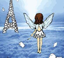 Paper Dreams Sticker