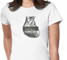 The Broken Hearted Womens Fitted T-Shirt