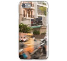 Rush Hour Saigon Vietnam iPhone Case/Skin