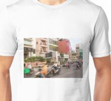 Rush Hour Saigon Vietnam Unisex T-Shirt