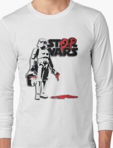 Stop Wars Graffiti T-Shirt