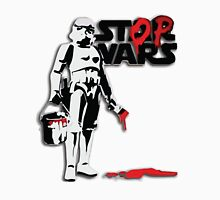Stop Wars Graffiti Unisex T-Shirt
