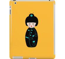 Japanese Geisha Doll iPad Case/Skin