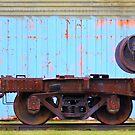 Rusty  Wheels by Dannyboy2247