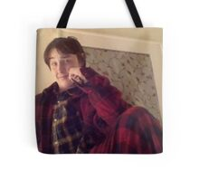 welcome to the real world Tote Bag