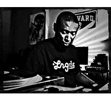 9th wonder Photographic Print