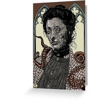 Victorian Gothic Part 2 Greeting Card