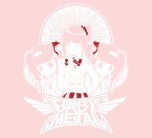 Baby Metal Chibi Kids Tee