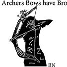 Brand New Band- The Archers Bows Have Broken by Leighanna Murray