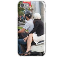 Lovers Commute Vietnam iPhone Case/Skin