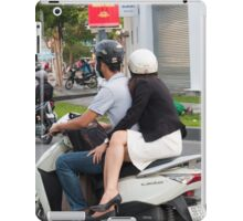 Lovers Commute Vietnam iPad Case/Skin