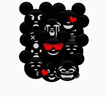Micky Emoji's Assortment  Unisex T-Shirt