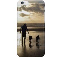 Beach Stroll iPhone Case/Skin