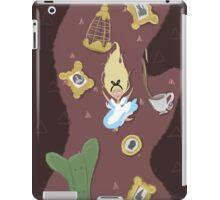 Alice Falling iPad Case/Skin
