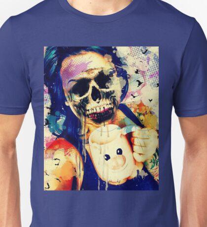 #ARTOFDEATH  DEAD BY DAWN  Unisex T-Shirt