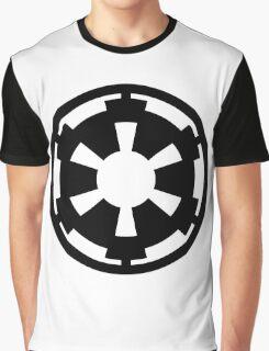 Galactic Empire (black) Graphic T-Shirt