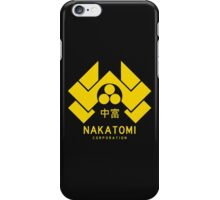 Nakatomi Corporation iPhone Case/Skin