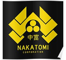 Nakatomi Corporation Poster