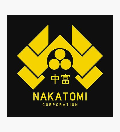 Nakatomi Corporation Photographic Print