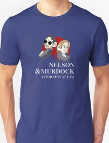 Nelson & Murdock Attorneys at Law T-Shirt