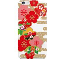 japan sakura iPhone Case/Skin