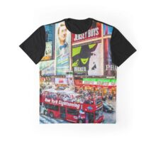Times Square II (OP) Graphic T-Shirt