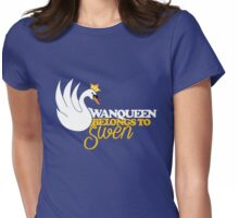 SwanQueen Belongs to Swen Womens Fitted T-Shirt