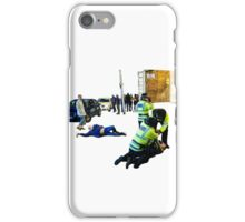 Creation Of Manchester - New Year 2016 iPhone Case/Skin