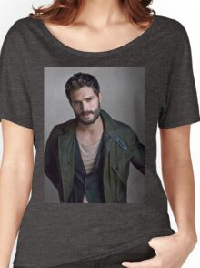 Jamie Dornan Handsome by ar Women's Relaxed Fit T-Shirt