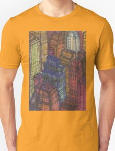 city view from the empire state Unisex T-Shirt
