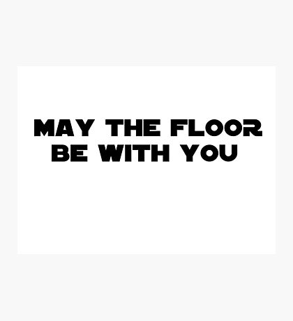 Star Wars Quotes Photographic Print
