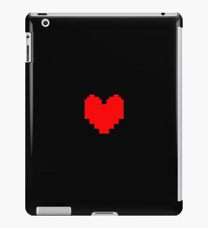 8-Bit Heart iPad Case/Skin