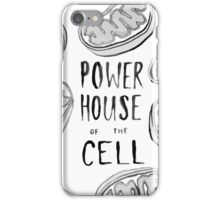 Powerhouse of the Cell  iPhone Case/Skin