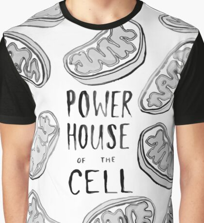 Powerhouse of the Cell  Graphic T-Shirt