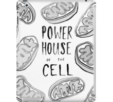 Powerhouse of the Cell  iPad Case/Skin