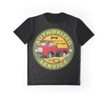 Willys Jeep FC-150 4x4 Graphic T-Shirt