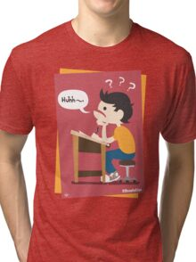 #Resolution Tri-blend T-Shirt