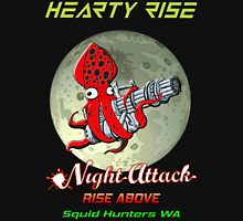 Hearty Rise Night Attack By The Moon Light Unisex T-Shirt
